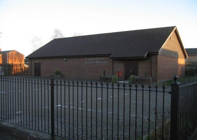 Kingdom Hall - Woolford Way