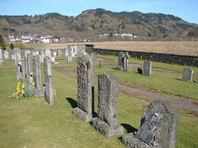 Aberfoyle Cemetery