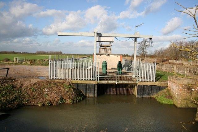 Thoresby Bridge Pumping Station