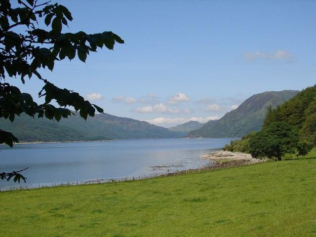 Loch Striven (Inverchaolain)