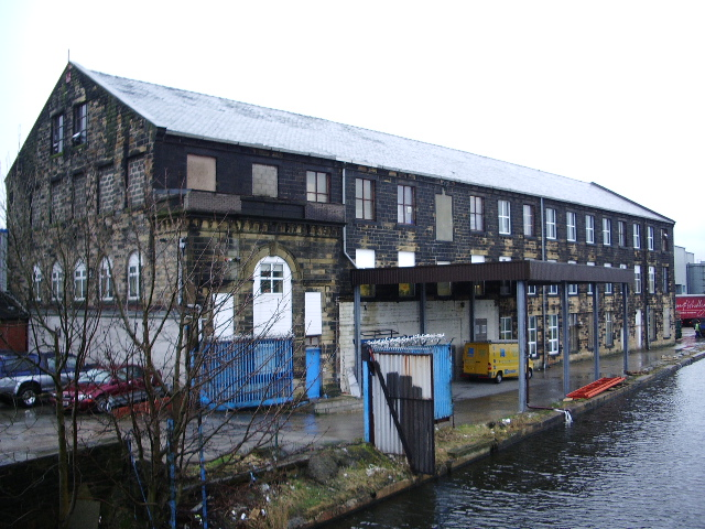 Old Hall Mill, Burnley
