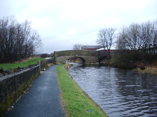 New Hall Bridge
