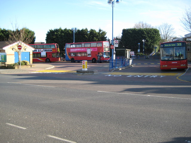 Chingford Bus Station