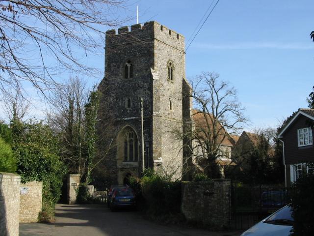 St Martin's church, Great Mongeham