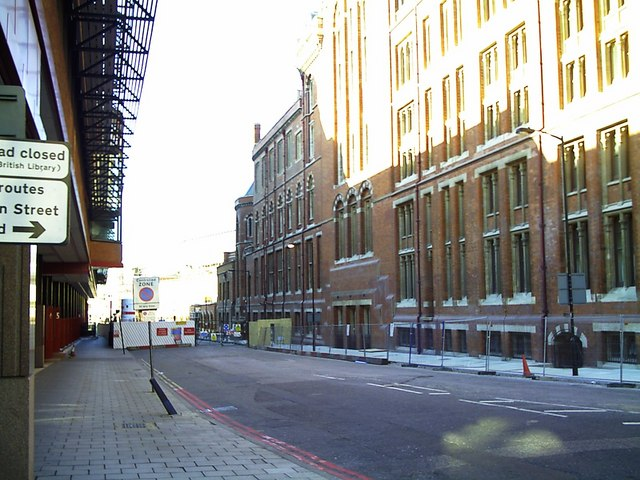 St. Pancras (Midland Road)