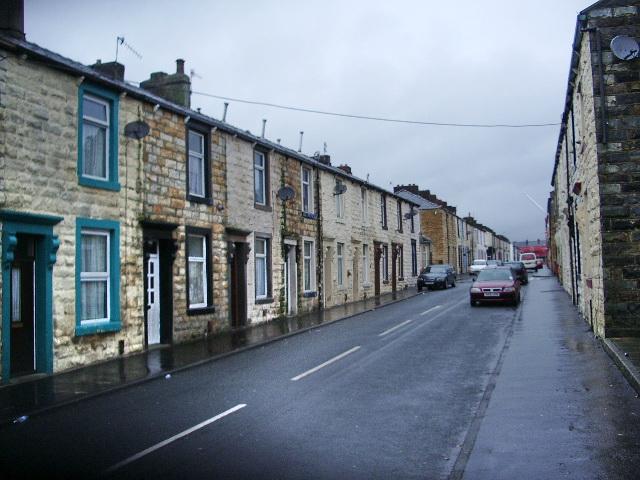 Robinson Street, Burnley