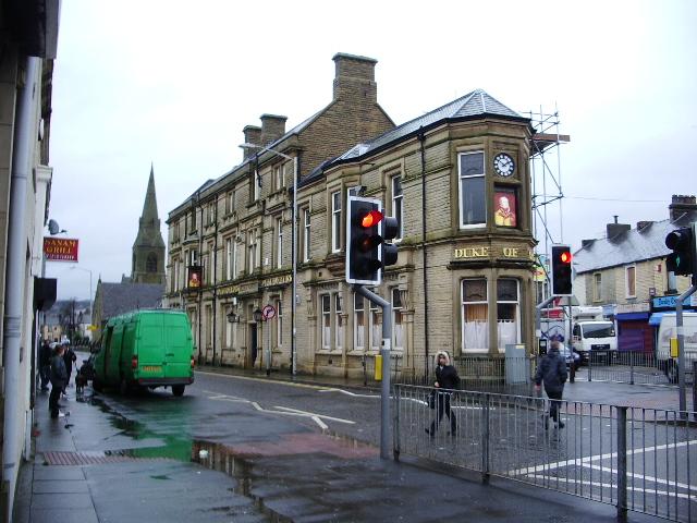 Duke of York, Colne Road, Burnley
