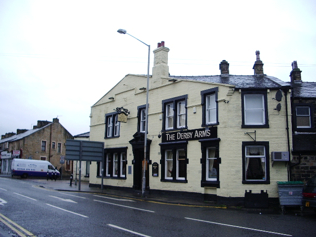 The Derby Arms, Colne Road, Burnley