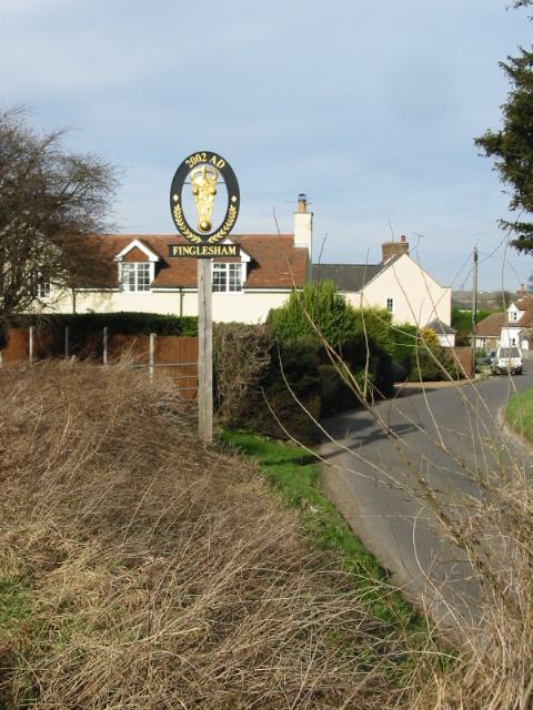 The Street, Finglesham
