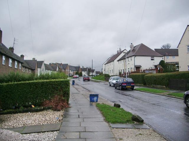 Waddington Avenue, Burnley