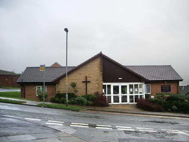 Brunshaw Methodist Church, Burnley