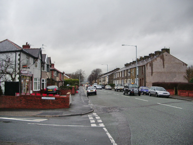 Brunshaw Road, Burnley