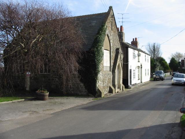 Chapel on The Street, Finglesham