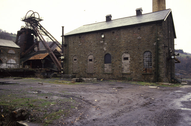 Lewis Merthyr Colliery.
