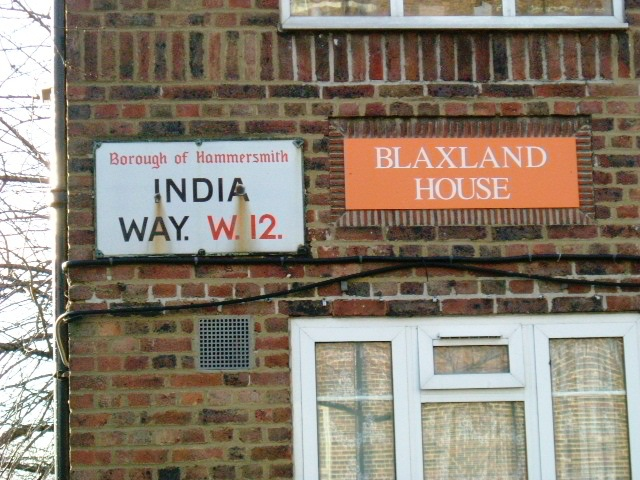 White City Estate - Blaxland House, India Way