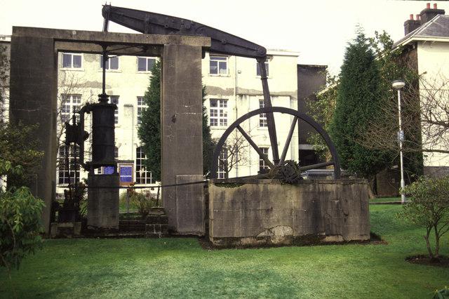 Steam engine - University of Glamorgan