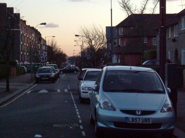 Bentworth Road