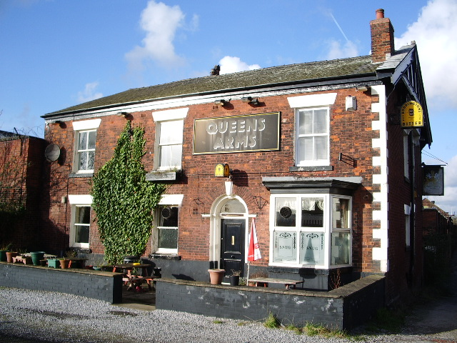 Queens Arms, Green Lane, Patricroft