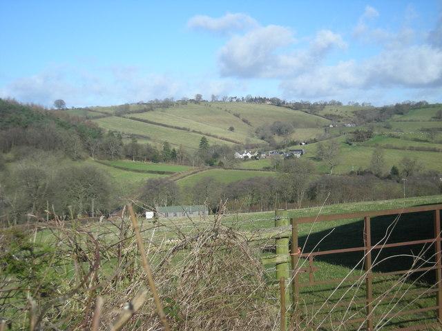 Reilth Farm from next to New House Farm