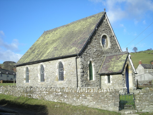 Mainstone chapel