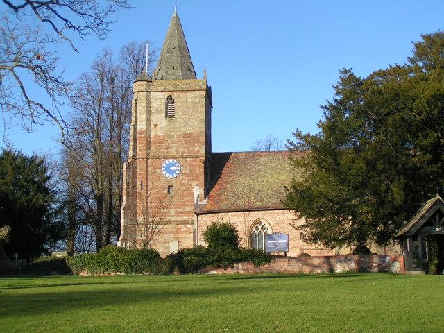 Dymock Church