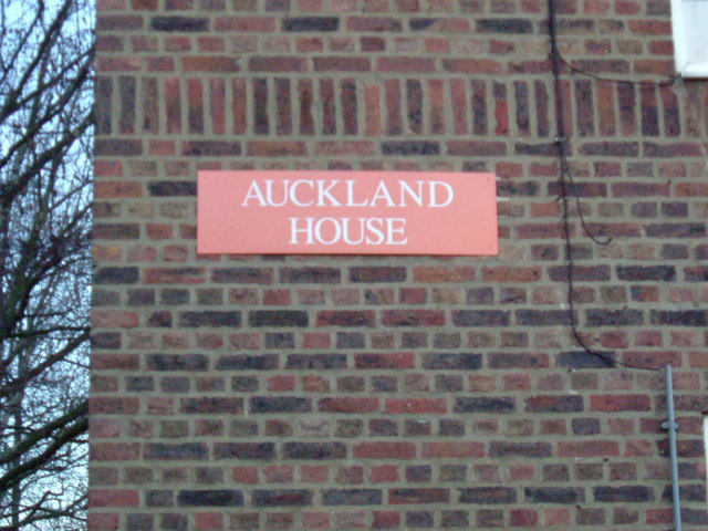Auckland House - White City estate