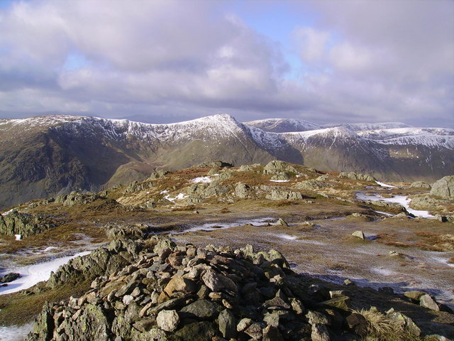 Summit Cairn, Kentmere Pike