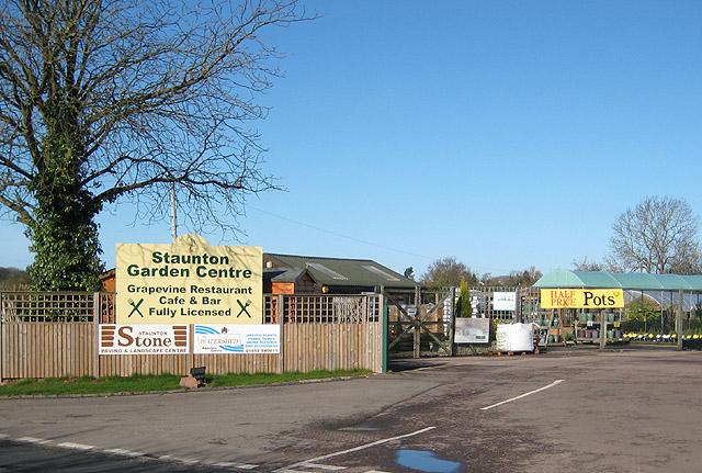 Staunton Garden Centre