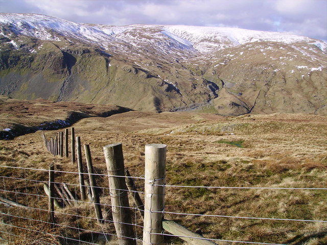 Fence Junction, Tarn Crag