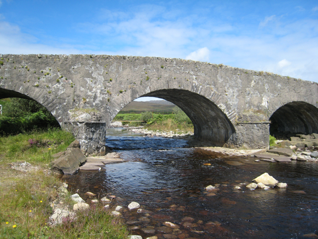 Corran River Bridge, Isle of Jura