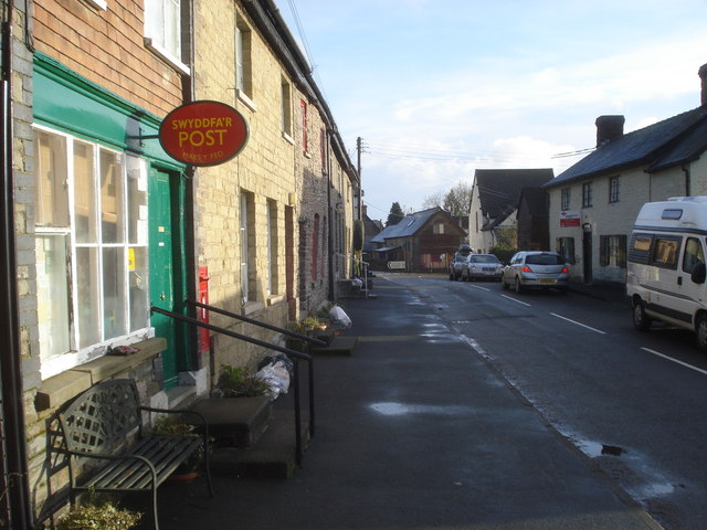 New Radnor Post Office