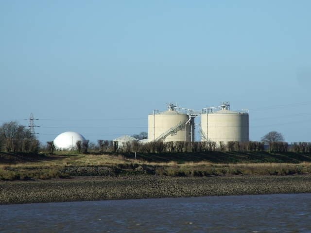 Anglian Water Authority Biosolids Treatment Centre