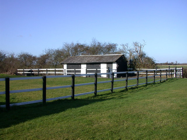 Outbuilding on Topfield Farm