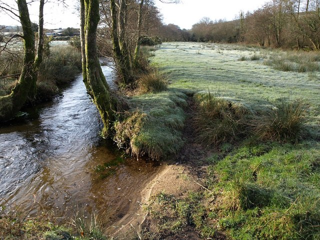 East Webburn River near Widecombe