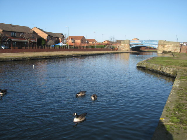 Leigh Bridge, Leeds-Liverpool Canal