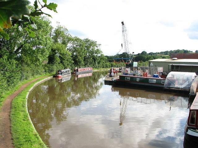 Worcester & Birmingham Canal  Alvechurch