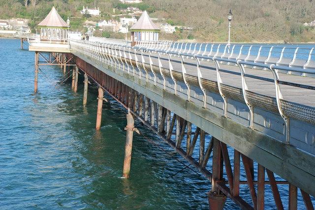 Pier y Garth Bangor Garth Pier