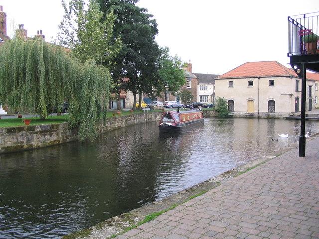 Ripon Canal Basin