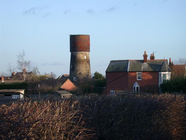 Cottenham Water Tower