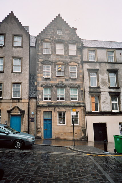 Norie's House, Broad Street, Stirling