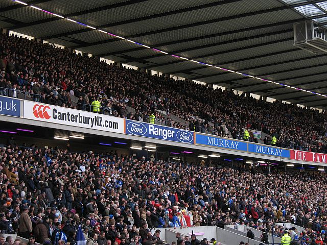 The West Stand, Murrayfield