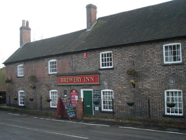 Brewery Inn: Coalport