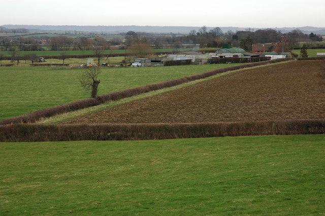 Farm at Lower Meon