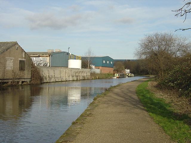 Beeston Canal at Dunkirk