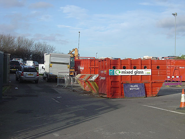 Redfield Road recycling centre