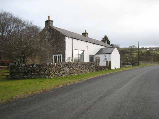 The Old School, Garrigill