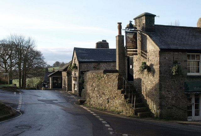 The Old Inn, Widecombe