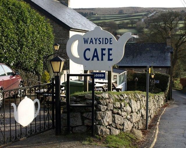 Wayside Cafe, Widecombe