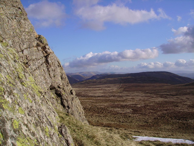 From Mere Crag