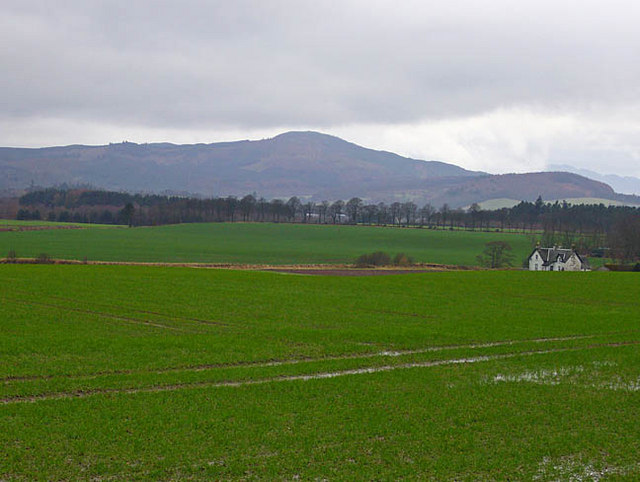 Farmland near Powmill